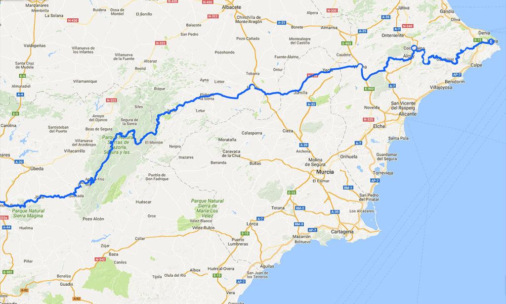 Etapa 6 Spain Classic Rally