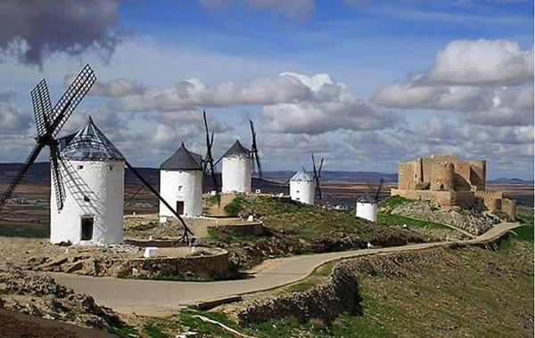 Ruta Quijote 2